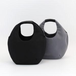 職人オリジナルの丸いフォルムが可愛いバルーンバッグ