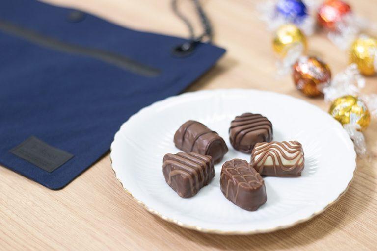 バレンタイン2020!チョコ以外にプレゼントするなら、サコッシュ「mile(マイル)」がおすすめです。