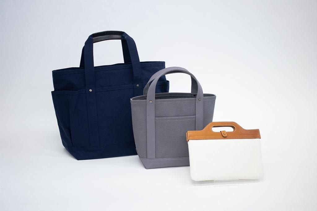 自分の生活スタイルに合わせて選べる大中小のRootのバッグ