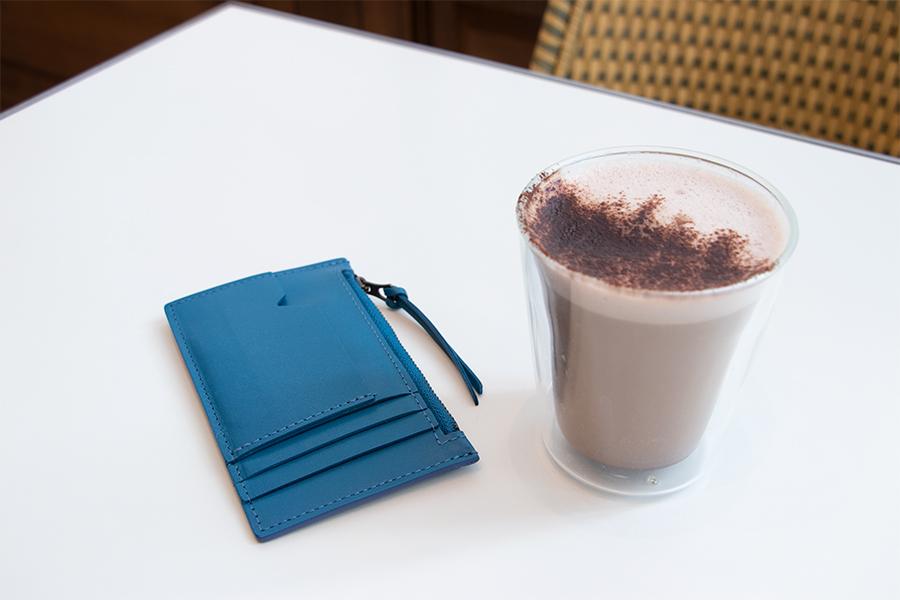 アレンジコーヒーとフラグメントケース