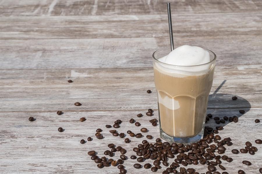 アイスのアレンジコーヒー