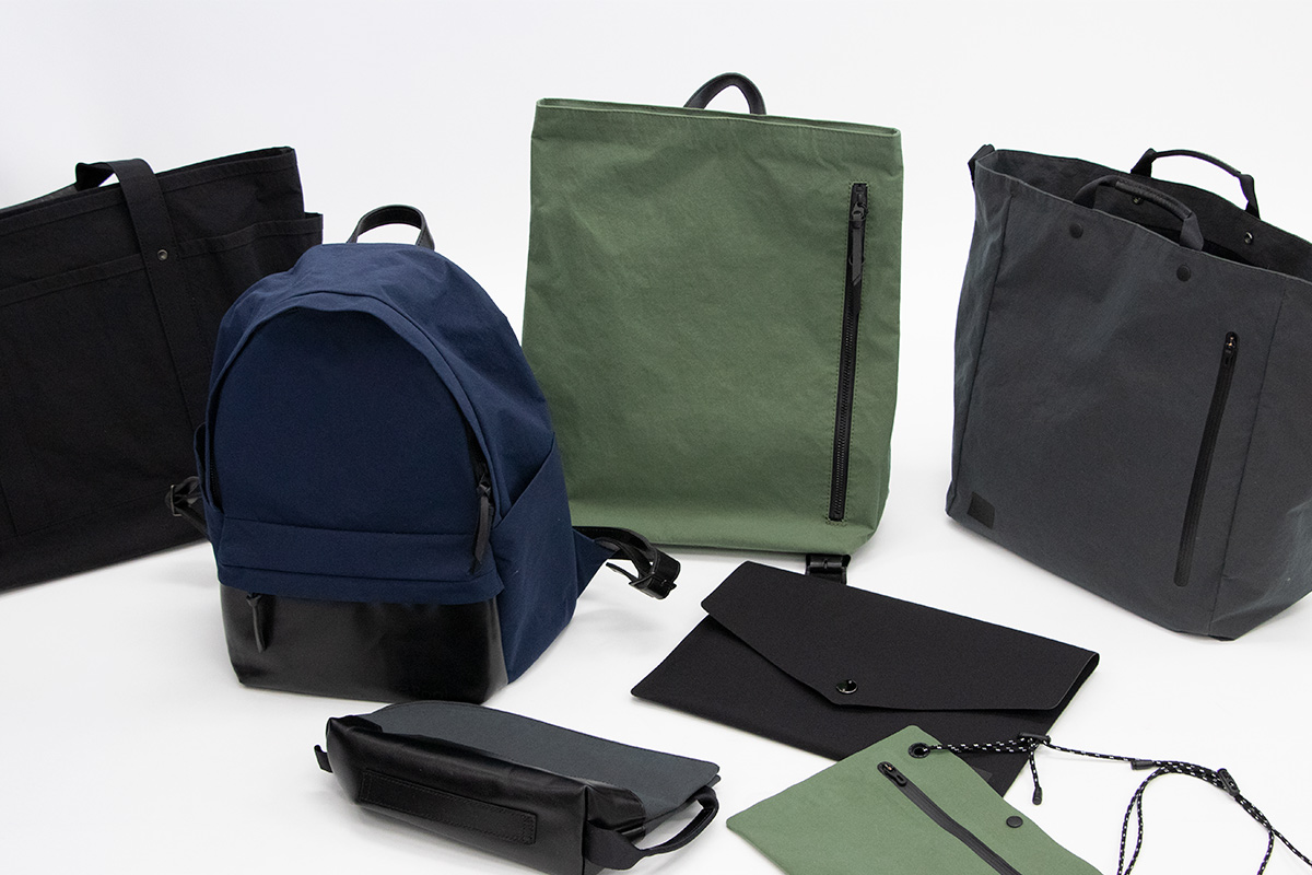 コンブシリーズのバッグ